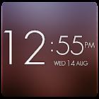 UCCW Theme Elegant HD Clock icon