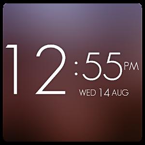UCCW Theme Elegant HD Clock for PC