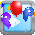 Pop The Balloons logo
