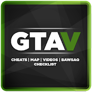 Map & Cheats for GTA V