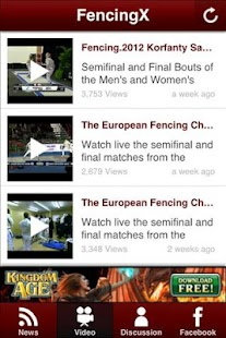 FencingX - screenshot thumbnail