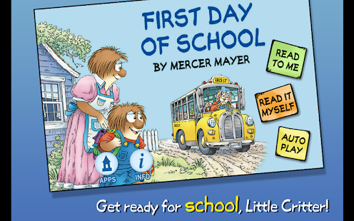 First Day of School - LC - náhled