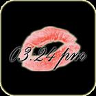 Kiss Clock icon