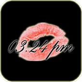 Kiss Clock
