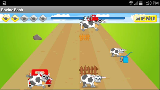 Bovine Bash- screenshot thumbnail