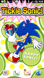 玩娛樂App|Happy Sonic! Live Wallpaper免費|APP試玩