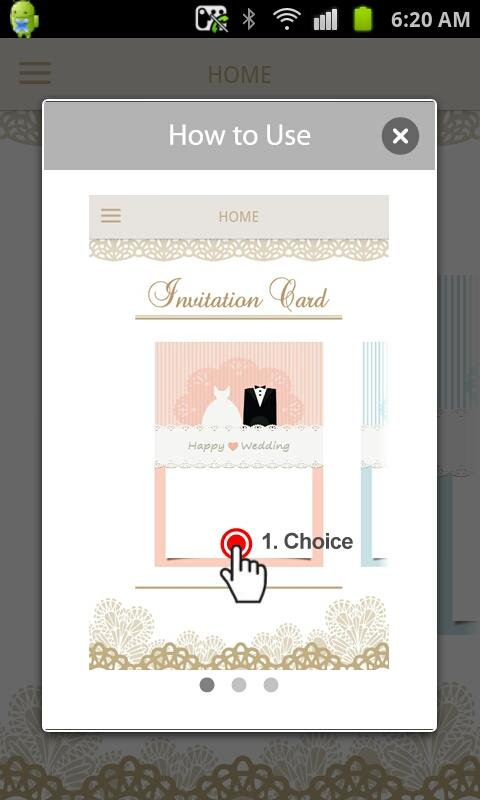 Wedding card maker android apps on google play wedding card maker screenshot stopboris Gallery