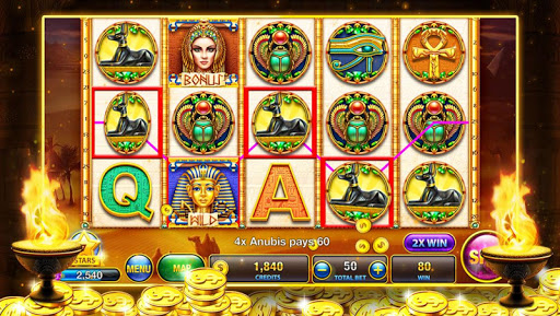 Slots™ - Pharaoh's Journey 4.0.1 screenshots 1