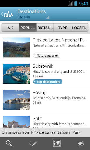 Croatia Travel Guide by Tripos