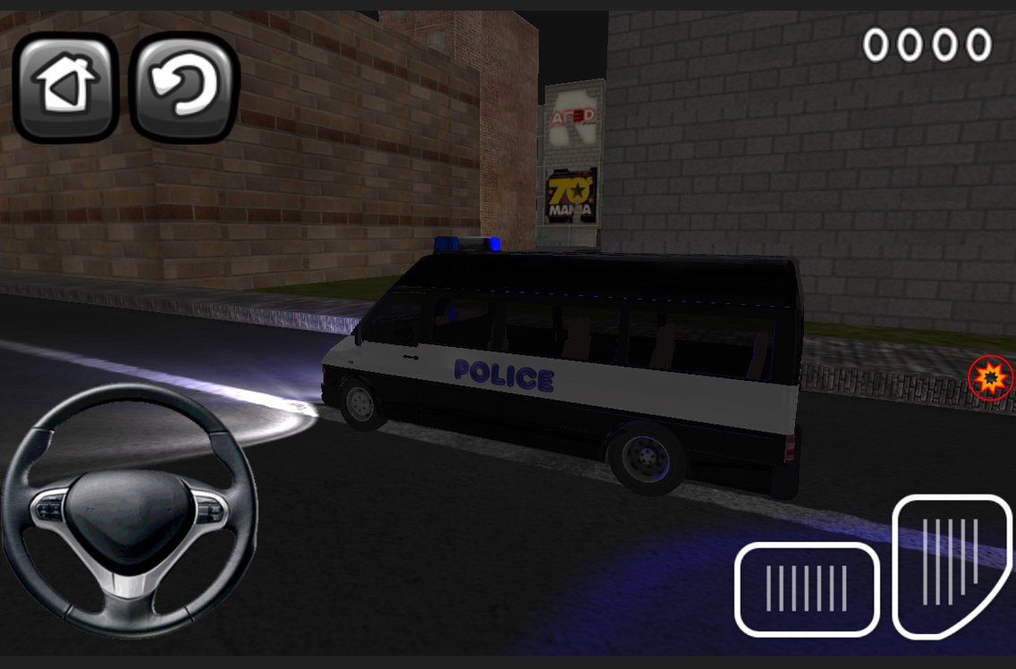 Police car parking free android game download download the free free - 3d Police Truck Parking Game Android Apps On Google Play
