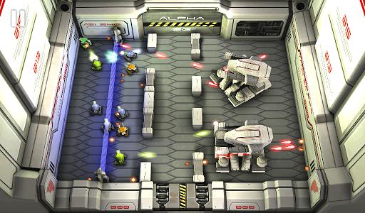 Tank Hero: Laser Wars 1.1.8 screenshots 1