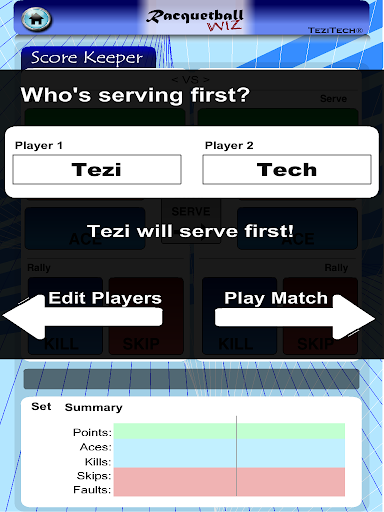 玩運動App|RacquetBall Wiz (No Ads)免費|APP試玩