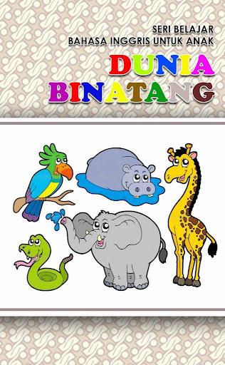 Belajar Bhs. Inggris: Binatang