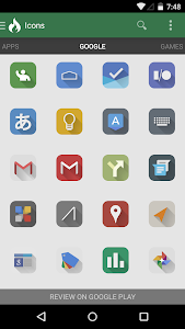 Lumos - Icon Pack v2.6.0.1
