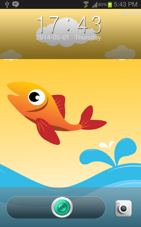 Classic Fish GO Locker- screenshot