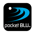 pocket BLU™ logo
