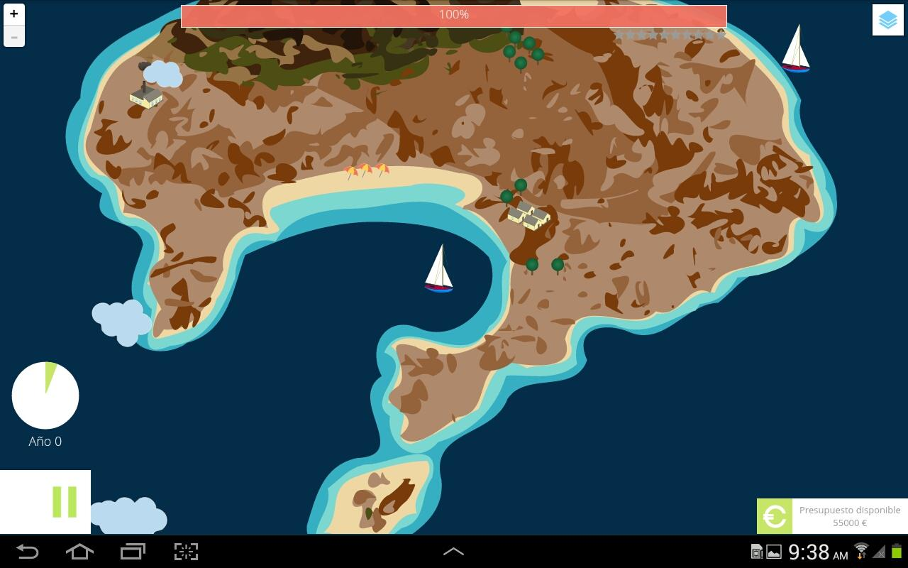 Island 100%- screenshot