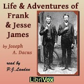 Life of Frank and Jesse James