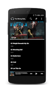 Infamous CM11 Theme Free - screenshot thumbnail
