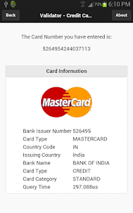 App Credit Card Revealer APK for Windows Phone
