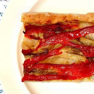 Grilled Vegetable Flatbread.