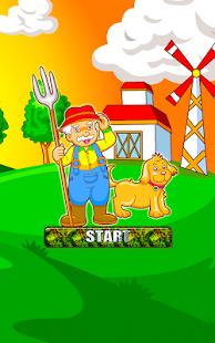 A Happy Friends Farm Match 3