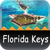 Florida Keys Offline Map Guide