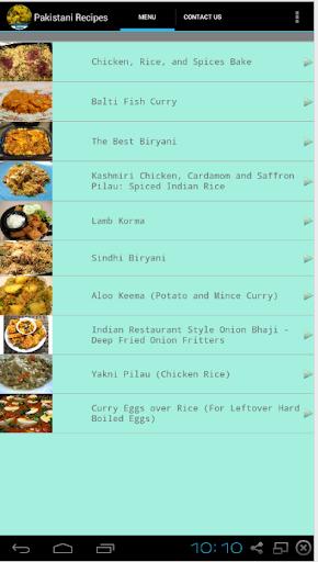 玩免費生活APP|下載Pakistani Food Recipes app不用錢|硬是要APP