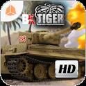 BATTLE KILLER TIGER HD 3D icon