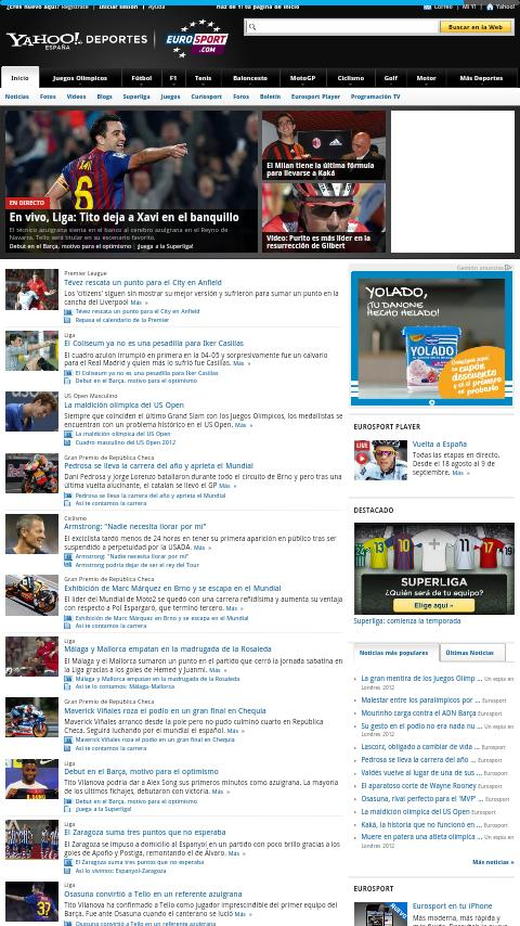 TodoDeporte Lite - screenshot