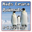 Kids Learn Animals icon
