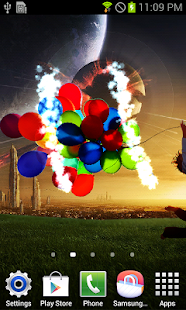 Galaxy S4 Balloon - screenshot thumbnail