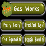 Gas Works Fart Sound Machine for kindle fire