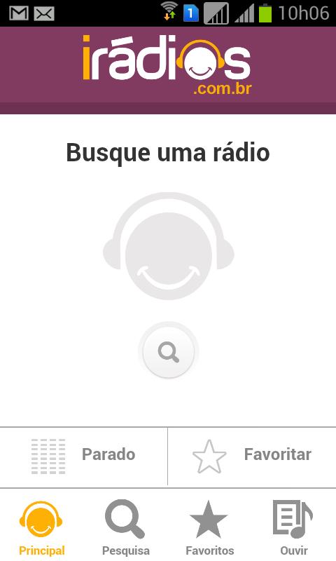 iRádios - screenshot