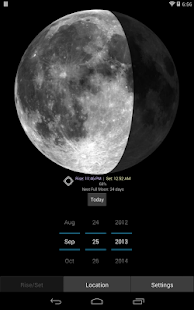 Moon Phase Calculator- screenshot thumbnail