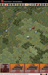 Panzer Campaigns - Panzer- screenshot thumbnail