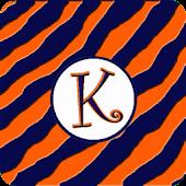 Football K Monogram Live WP