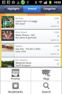 Enjoy Bali- screenshot thumbnail