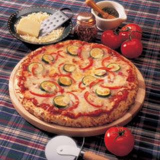 Pizza Primavera.