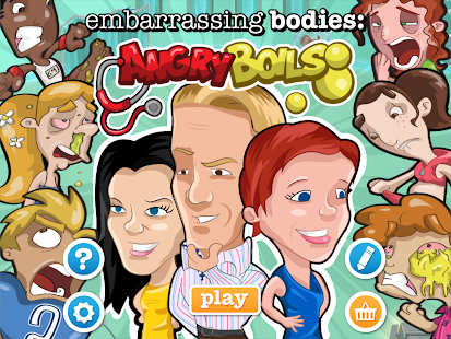 Embarrassing Bodies:Angry Boil- screenshot thumbnail
