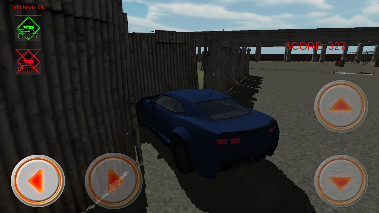 Extreme Rally Car Drift 3D - screenshot
