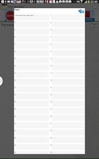 Easy Text Notes- screenshot thumbnail
