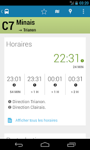 naonedbus - Transports Nantes - screenshot thumbnail