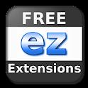 ezExtensions Builder Free logo