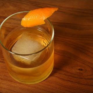 Becherovka Old Fashioned