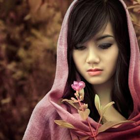 Hijab by Agus Stiawan - People Portraits of Women ( balikpapan, modell )