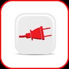 Unplug icon