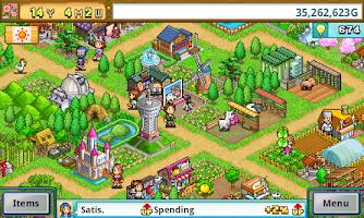 Screenshot of Pocket Harvest