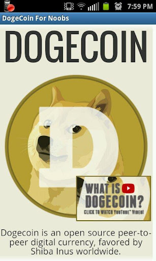 DogeCoin for Noobs