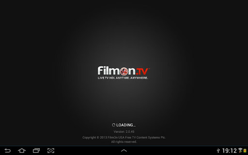 FilmOn Free TV Chromecast DLNA